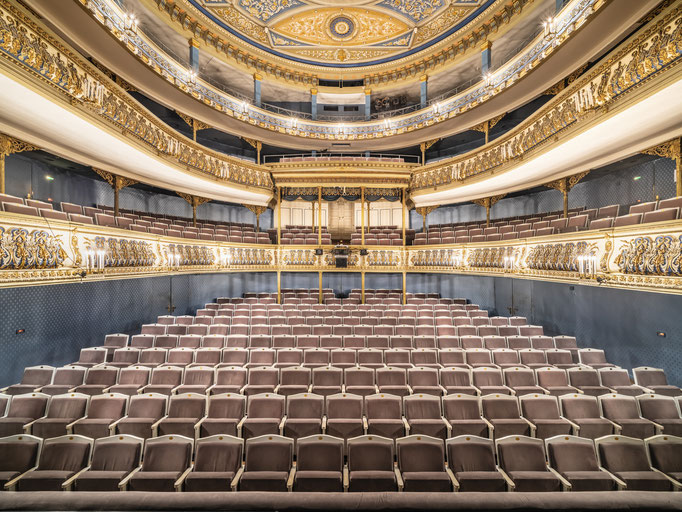 Landestheater Coburg - Zuschauerraum (#26)