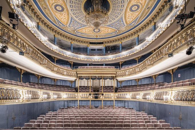 Landestheater Coburg - Zuschauerraum (#25)