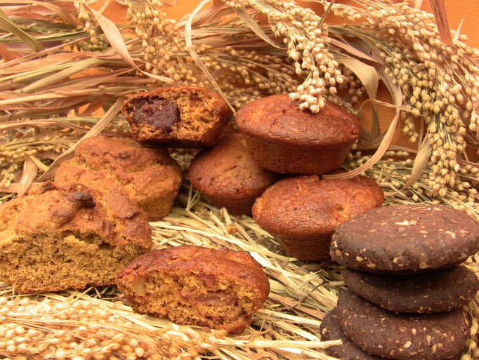 biscuits au millet