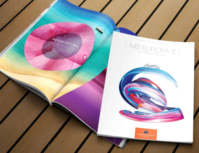 MS EUROPA 2 Katalog 2023