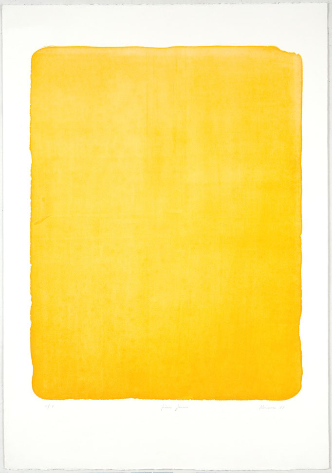 Pierre jaune