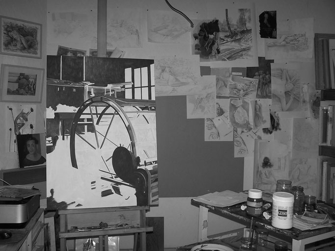 Atelier Didier Goguilly