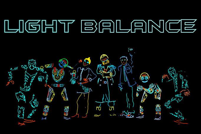 Light Balance ラスベガス公演イリュージョンコーディネート担当