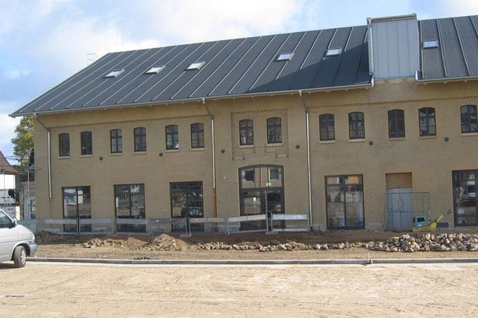 Sanierung Geschäfts- und Wohnhaus, Flensburg