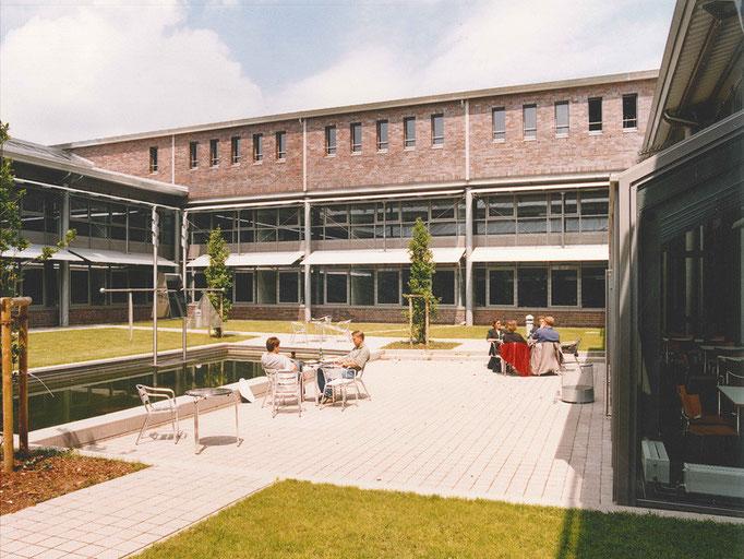 Innovationszentrum Itzehoe IZET