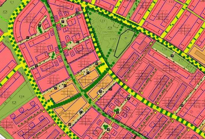 Städtebau / Projektentwicklung
