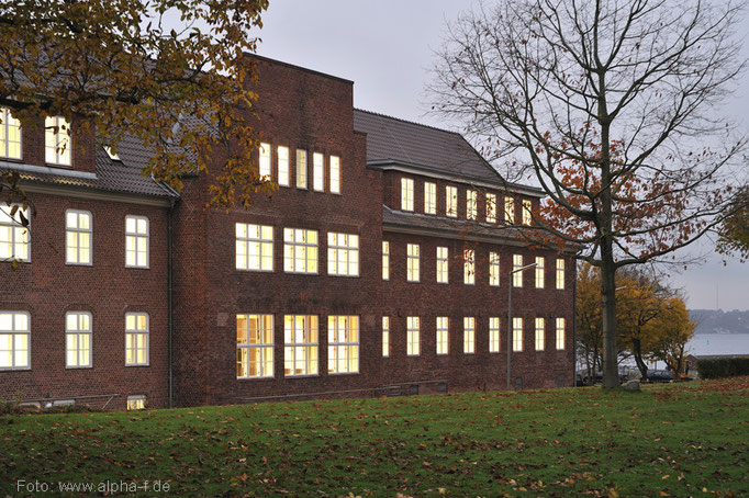 Stabsgebäude, Flensburg