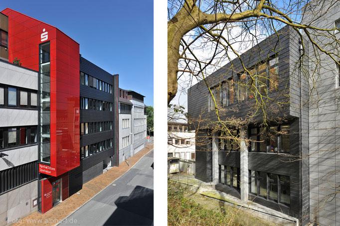 Umbau und Aufstockung der Flensburger Sparkasse