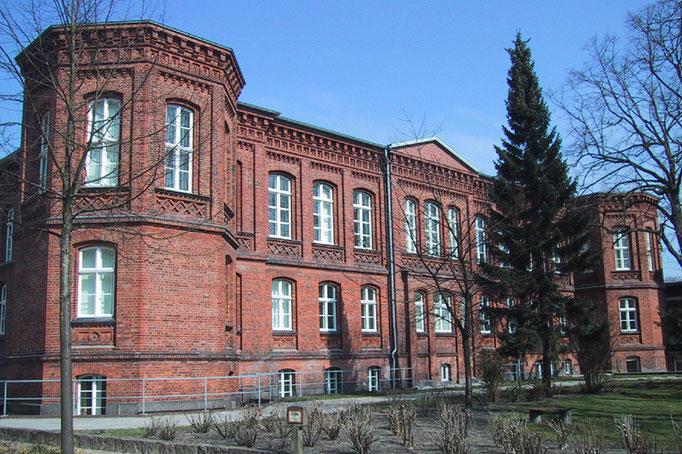 Universitätsgebäude, Flensburg