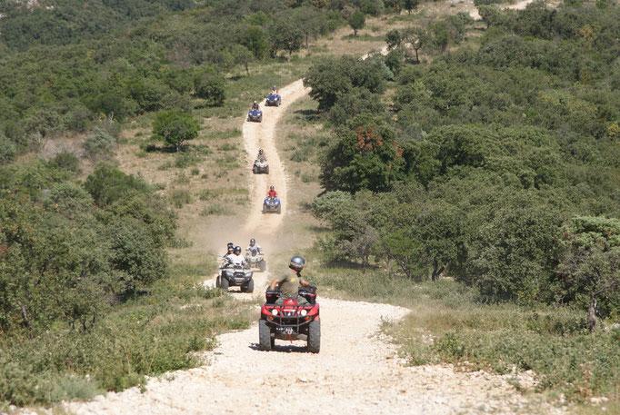 Groupe de randonnée