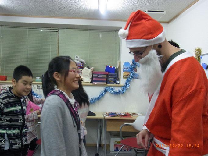 Thank you ,Santa!!