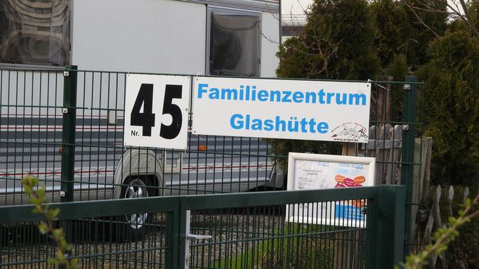 Familienzentrum Glashütte (Eingang Mittelstr. 45) / Sozialwerk Norderstedt e.V.