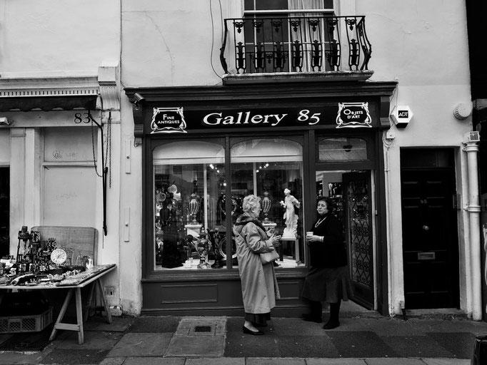 Peter: Gallery 85
