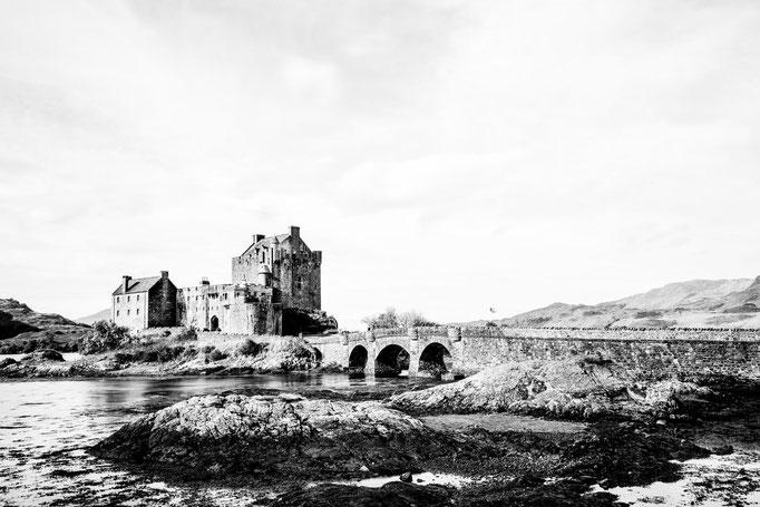Kirsten: Eilean Donan Castle
