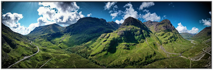 Through the Lens of a Drone: Highlands I