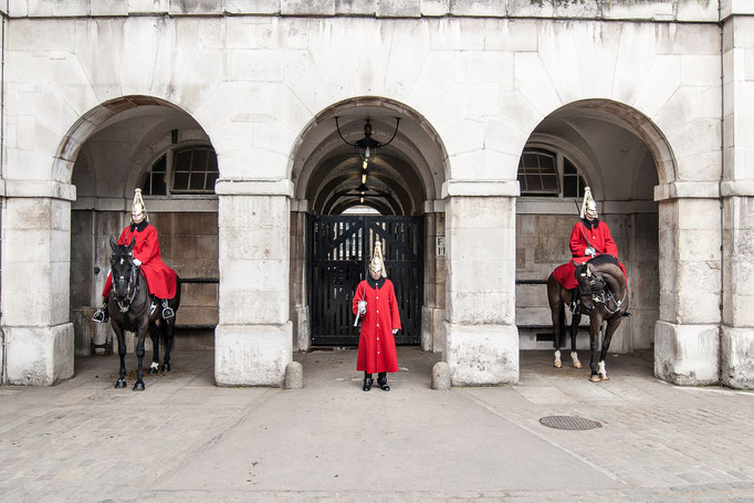 """Peter: Horse Guards (taken from our photobook """"London 2008"""")"""