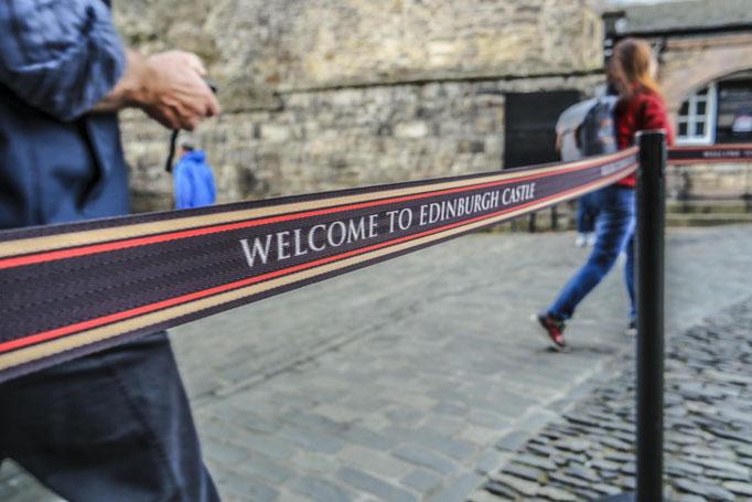 Kirsten: Welcome to Edinburgh