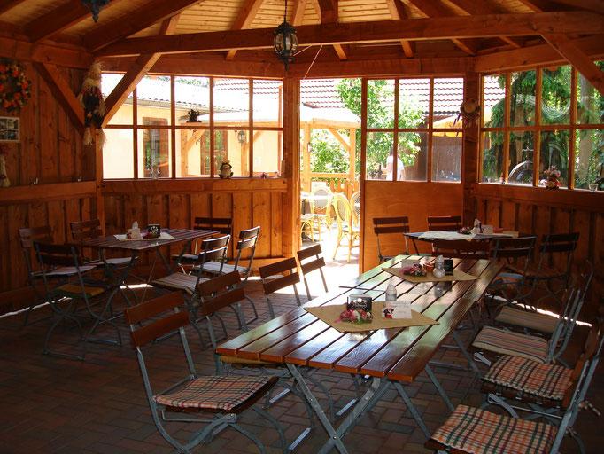 Imbiss-Pavillon