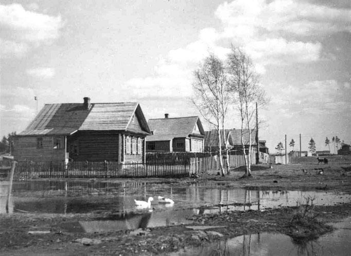 Im Dorf