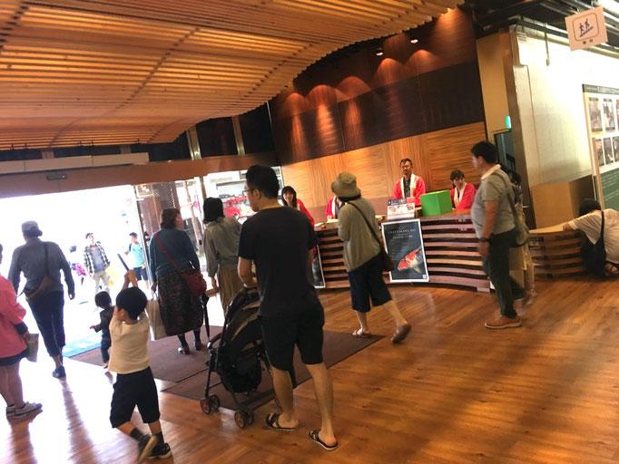 2018年に大川木工まつりの際の写真