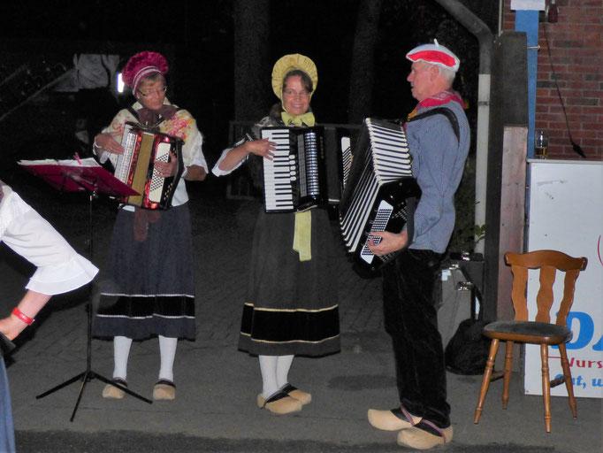 Musiciens folkloriques