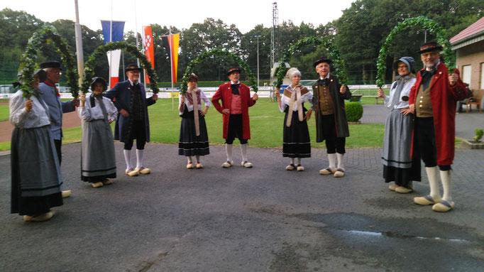 Danseurs folkloriques