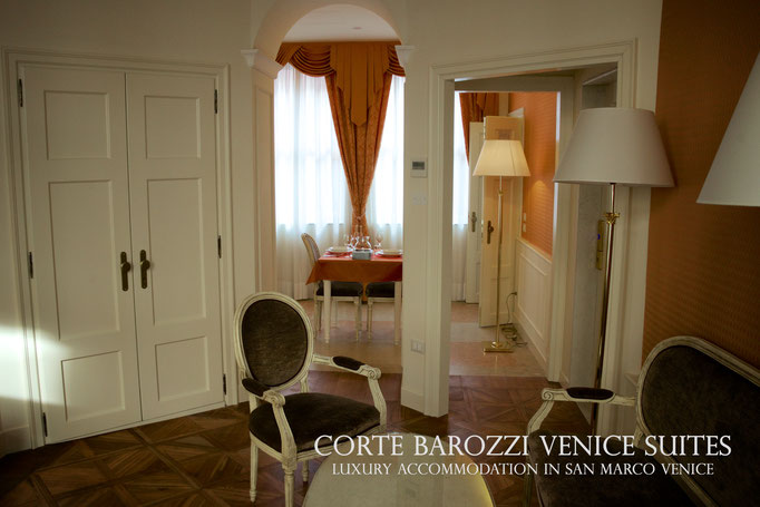 Corte Barozzi Venice rooms & suites near St. Mark's Square