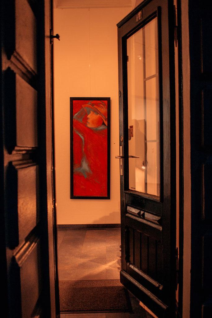 Eingang Galerie