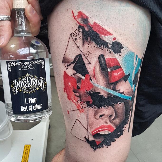 1. Platz Best of Color/ Con. INK & DRINK