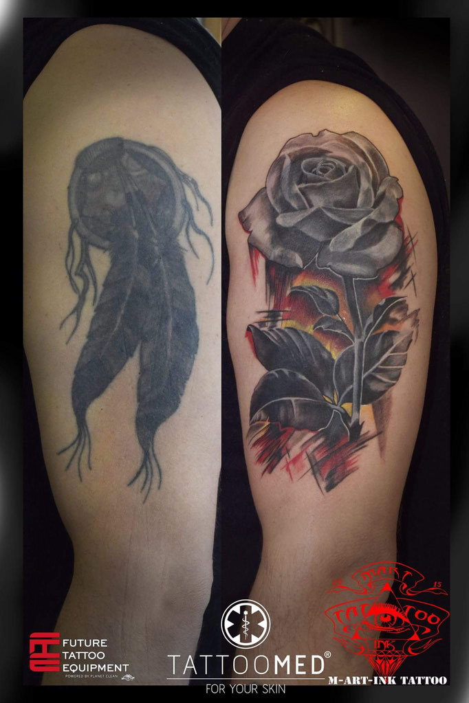 Cover-up/Artist: Martin Kolacek
