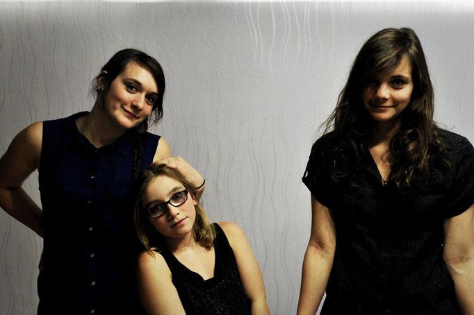 Photo portrait soeurs - Haute-Saône