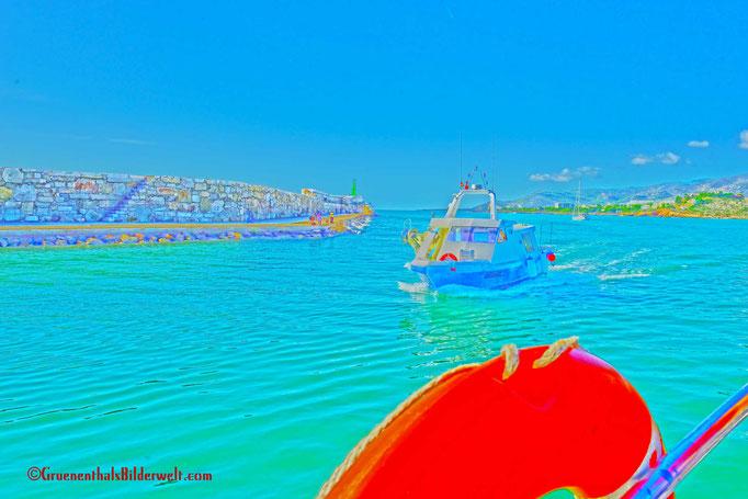 Peniscola; Hafen