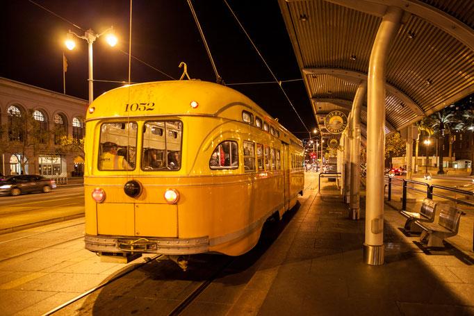 San Francisco - F-Line