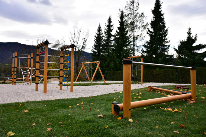 Workout palestra esterni outdoor gym fitness