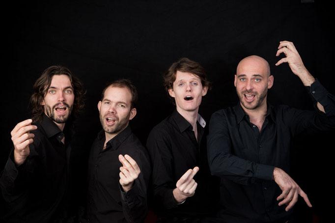 Quatuor A'dam © Laurent Guizard