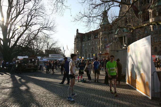 Hannover Marathon gesund und lecker mit Ofenkartoffeln von KARToGGIO®