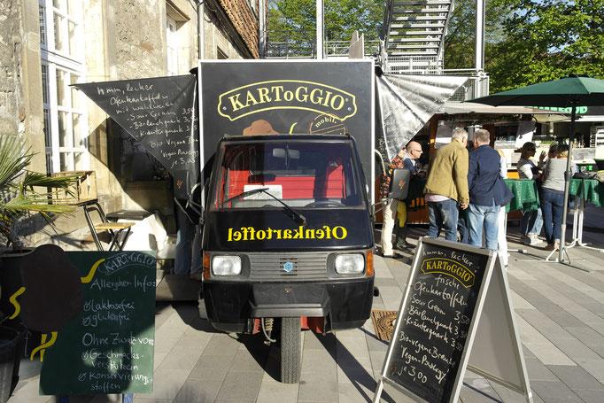 KARToGGIO® zu Gast im Schloss Wolfenbüttel