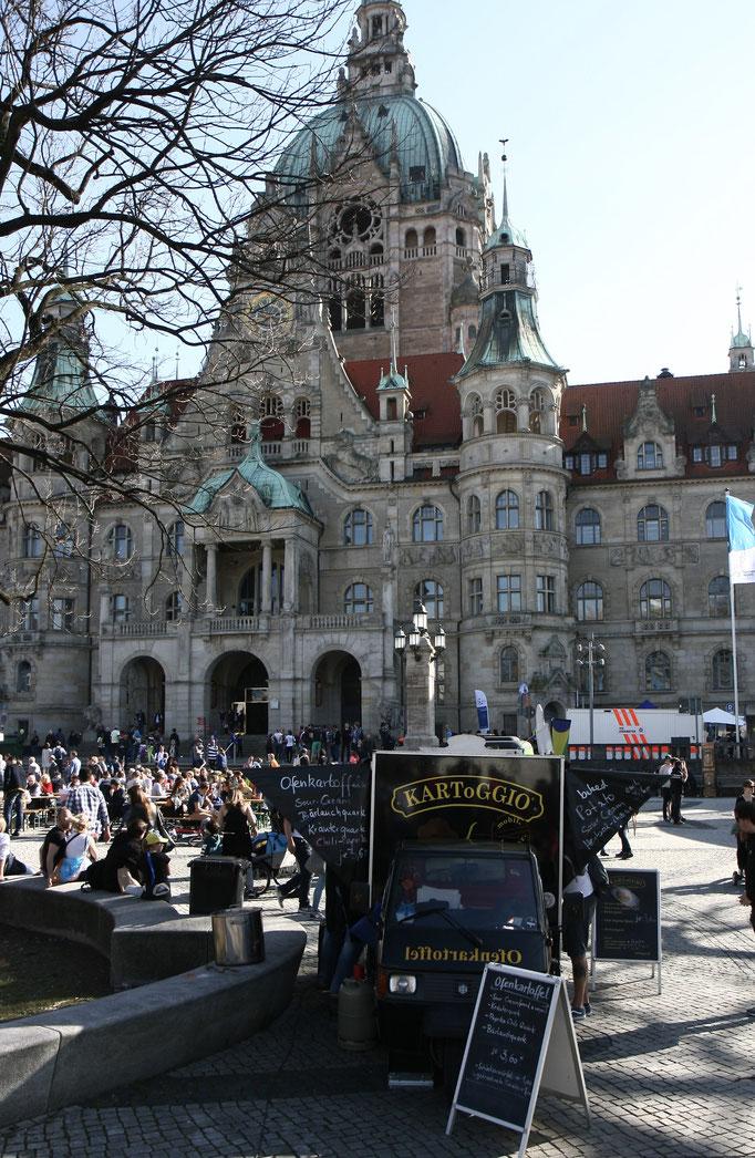 HAJ- Hannover Marathon KARToGGIO®