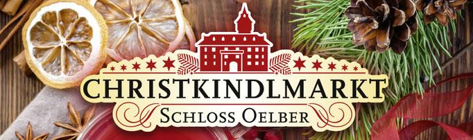 Weihnachtsmarkt in Schloss Oelber