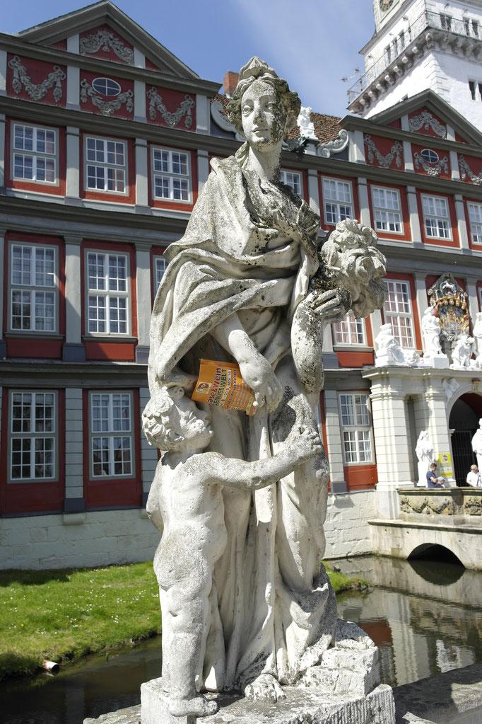 Käse und Wein im Schloss zu Wolfenbüttel 2016 & 2017 - Beinhorn Messen, Braunschweig