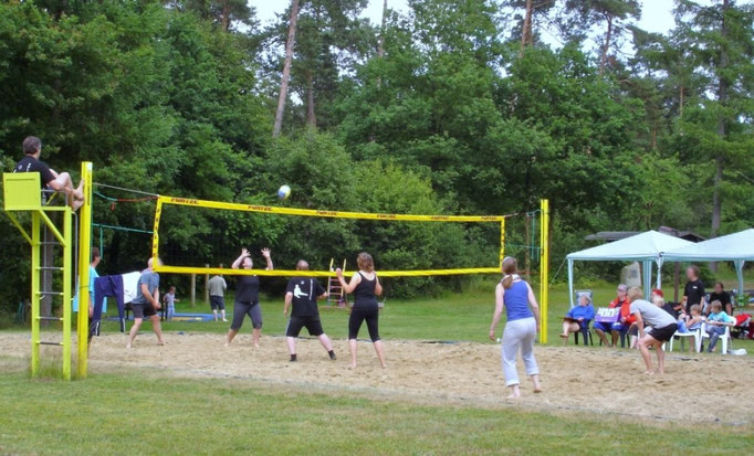 Volleyball-Turnier BFF-Oldenburg