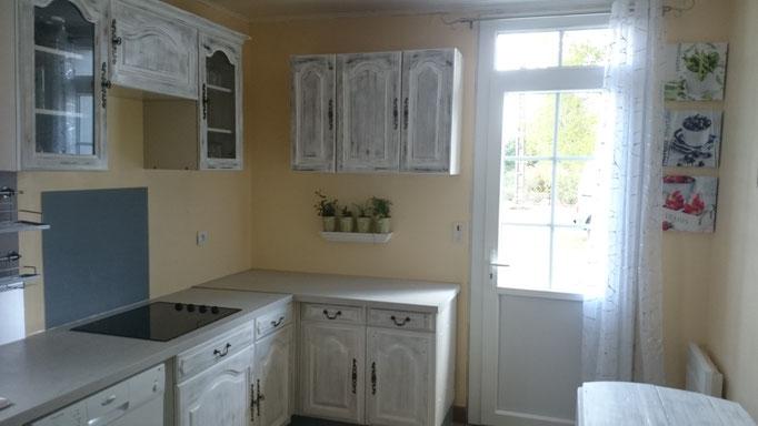 La résinière - cuisine