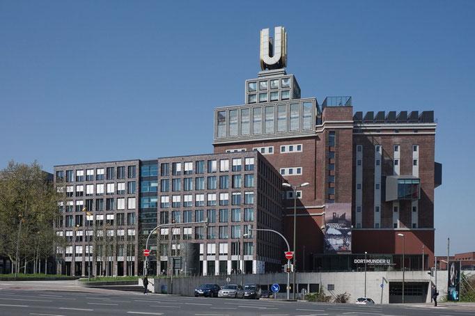 Dortmunder U, Dortmund - April 2015