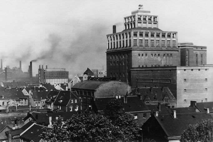 Union Brauerei Dortmund - Quelle: Denkmalbehörde (1930er Jahre)