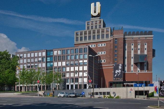 Dortmunder U, Dortmund - Juni 2014