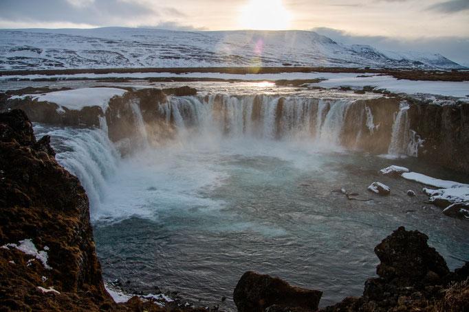 Goddafoss, Iceland, 2019