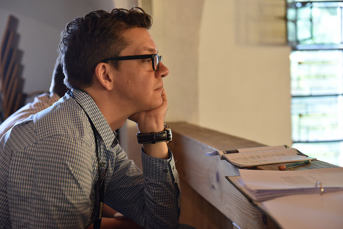Patrick Secchiari, Chefexperte