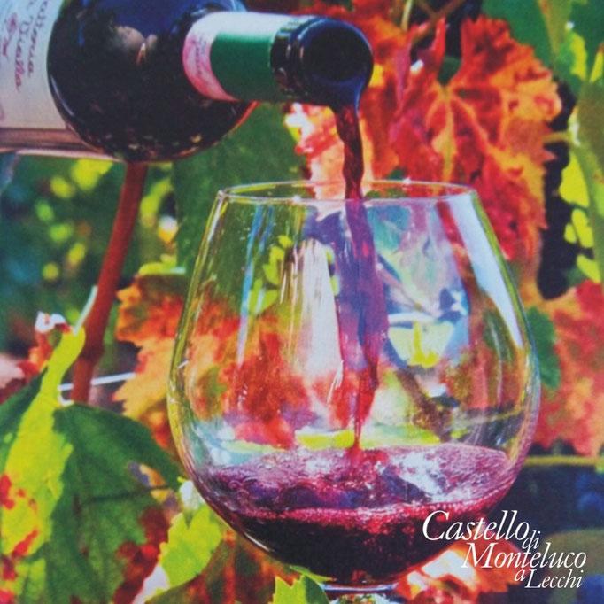 Vino Chianti • Chianti wine