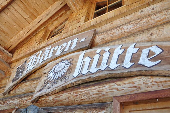 Bärenhütte Nassfeld in Tröpolach - Wir freuen uns auf Ihren Besuch!