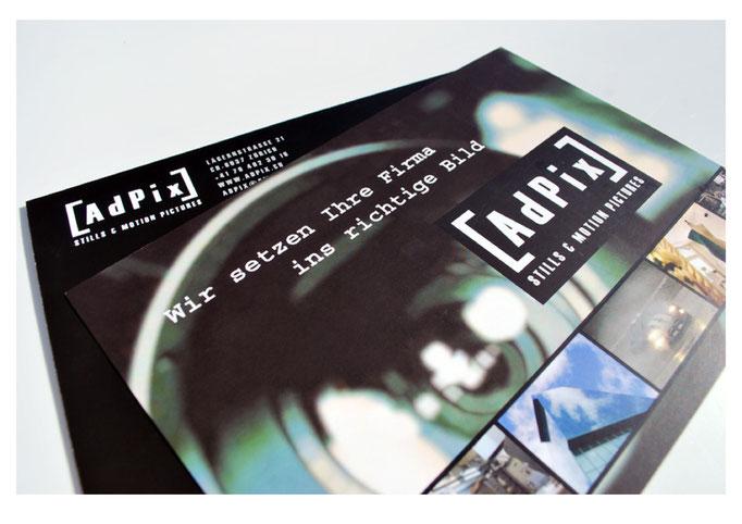 Flyer, Printdesign